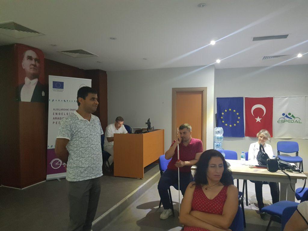 Gaziantep temsilcimiz Cüneyt Kökalan
